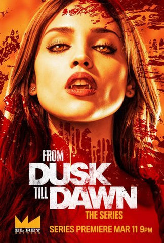 From Dusk Til Dawn Poster 24Inx36In Poster 24x36 - Fame Collectibles