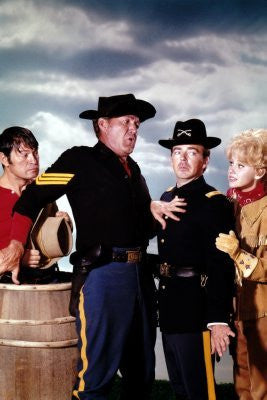 F Troop Poster 24inx36in (61cm x 91cm) - Fame Collectibles