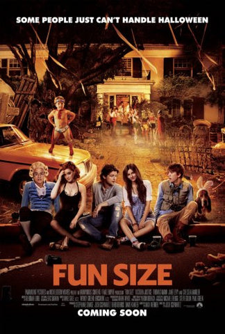 Fun Size Movie Poster 24inx36in Poster 24x36 - Fame Collectibles