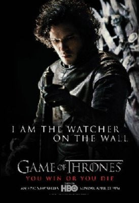 Game Of Thrones Poster 24inx36in - Fame Collectibles