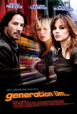 Generation Um ... Movie Poster 24inx36in (61cm x 91cm) - Fame Collectibles