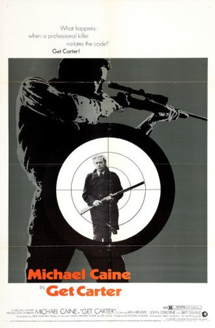 Get Carter Movie Poster 24inx36in Poster 24x36 - Fame Collectibles