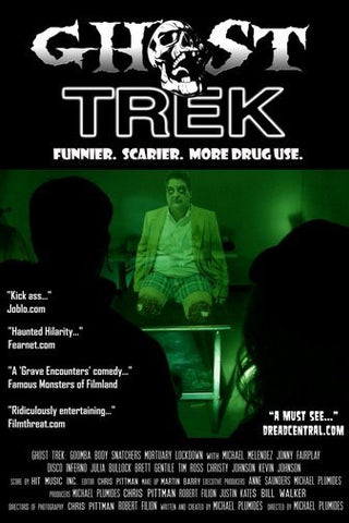 Ghost Trek Movie Poster 24Inx36In Poster 24x36 - Fame Collectibles