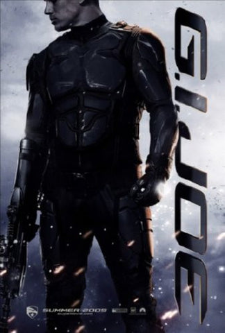 Gi Joe The Rise Of Cobra Movie Poster 24inx36in (61cm x 91cm) - Fame Collectibles