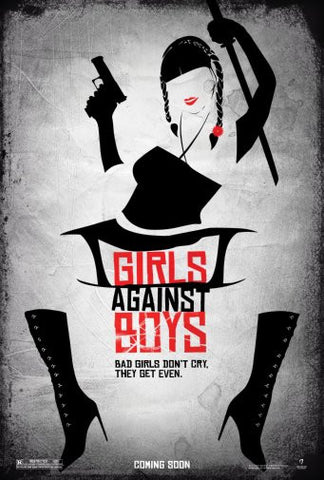 Girls Against Boys Movie Poster 24inx36in Poster 24x36 - Fame Collectibles