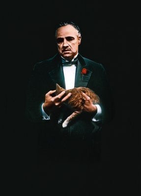 The Godfather Movie Poster 24inx36in (61cm x 91cm) - Fame Collectibles