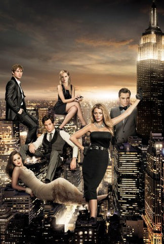 Gossip Girl Poster 24inx36in Poster 24x36 - Fame Collectibles