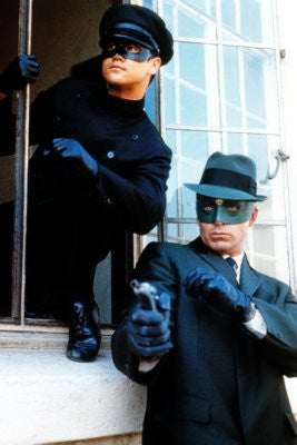 Green Hornet Tos Poster 24inx36in (61cm x 91cm) - Fame Collectibles