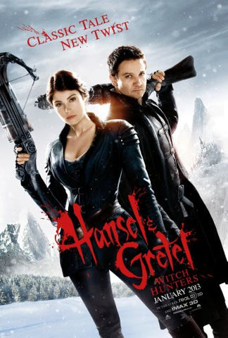 Hansel And Gretel Poster 24inx36in Poster 24x36 - Fame Collectibles
