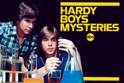Hardy Boys Poster 24inx36in (61cm x 91cm) - Fame Collectibles
