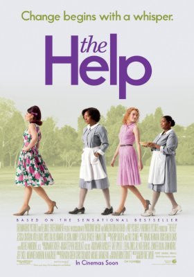 The Help Movie Poster 24inx36in (61cm x 91cm) - Fame Collectibles