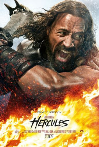 Hercules Movie poster 24inx36in Poster 24x36 - Fame Collectibles