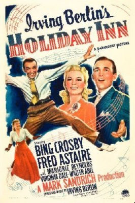 Holiday Inn Poster 24inx36in - Fame Collectibles