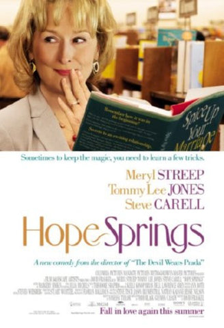 Hope Springs Movie Poster 24inx36in (61cm x 91cm) - Fame Collectibles