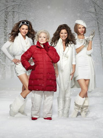 Hot In Cleveland Poster 24inx36in Poster 24x36 - Fame Collectibles