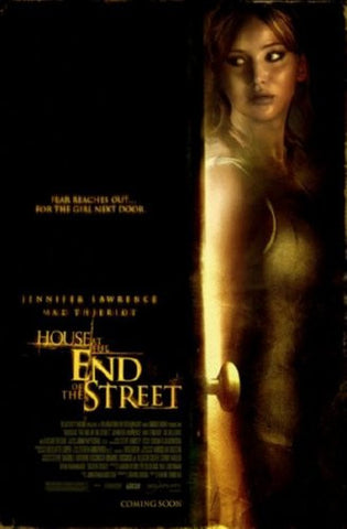 House At The End Of The Street Movie Poster 24inx36in (61cm x 91cm) - Fame Collectibles