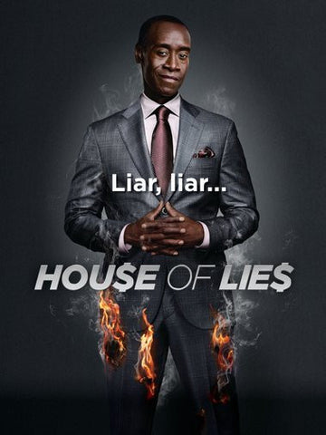House Of Lies Poster 24Inx36In Poster 24x36 - Fame Collectibles