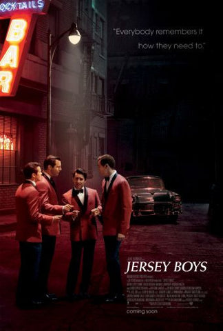 Jersey Boys Movie Poster Puzzle Fun-Size 120 pcs - Fame Collectibles