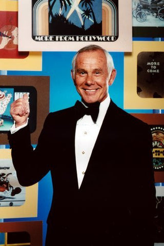 Johnny Carson Puzzle Fun-Size 120 pcs - Fame Collectibles