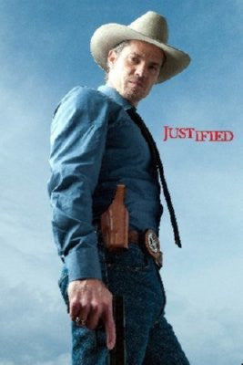 Justified Puzzle Fun-Size 120 pcs - Fame Collectibles