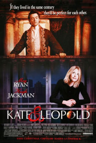 Kate And Leopold Movie Poster Puzzle Fun-Size 120 pcs - Fame Collectibles