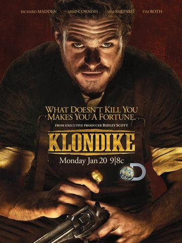 Klondike Movie Poster Puzzle Fun-Size 120 pcs - Fame Collectibles