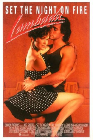 Lambada Movie Poster Puzzle Fun-Size 120 pcs - Fame Collectibles