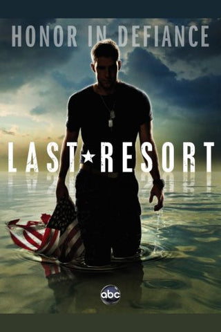 Last Resort Movie Poster Puzzle Fun-Size 120 pcs - Fame Collectibles