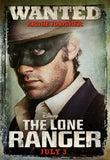 Lone Ranger Movie Poster Puzzle Fun-Size 120 pcs - Fame Collectibles