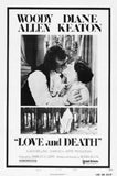 Love And Death Movie Poster Puzzle Fun-Size 120 pcs - Fame Collectibles