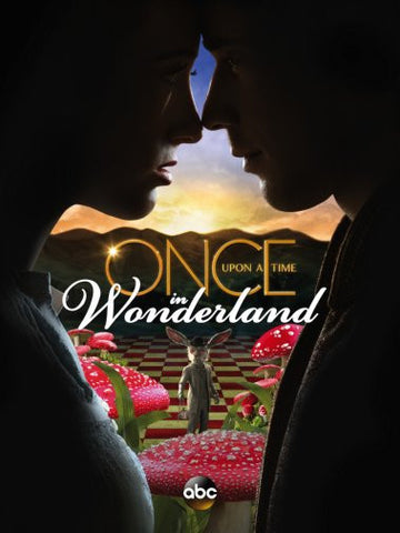 Once Upon A Time In Wonderland Mouse Pad Mousepad Mouse mat - Fame Collectibles
