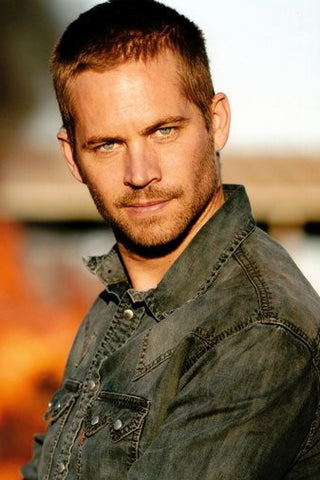 Paul Walker Poster 24Inx36In Poster 24x36 - Fame Collectibles