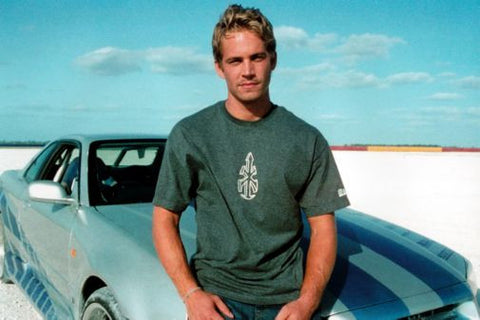 Paul Walker Poster 24in x36in - Fame Collectibles