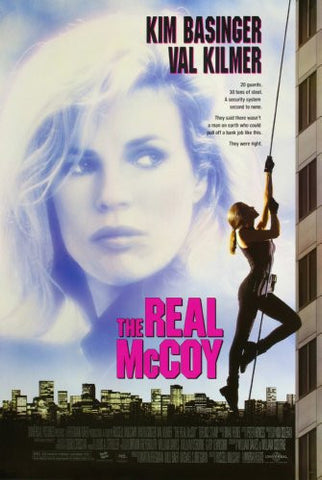 Real Mccoy The Movie Poster 24x36 - Fame Collectibles