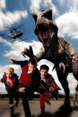 Primeval Poster 24inx36in (61cm x 91cm) - Fame Collectibles