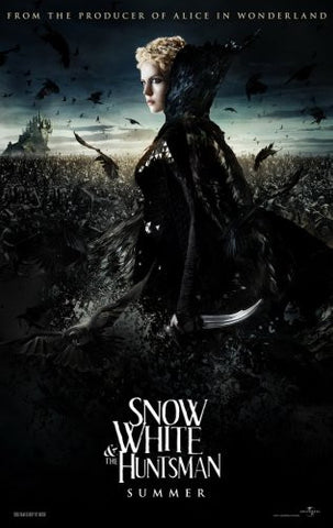 Snow White And The Huntsman Movie Poster #02 24x36 - Fame Collectibles