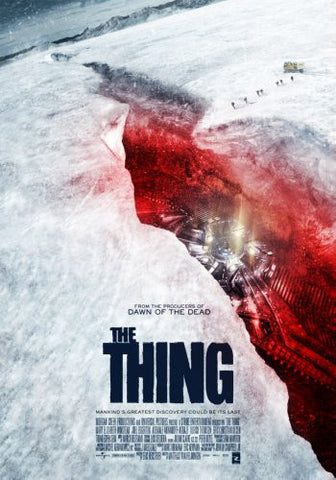 Thing Movie Poster 24x36 - Fame Collectibles
