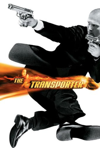 Transporter Movie Poster 24x36 - Fame Collectibles