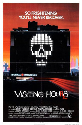 Visiting Hours Movie Poster 24x36 - Fame Collectibles