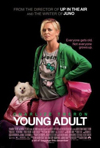 Young Adult Movie Poster #02 24x36 - Fame Collectibles