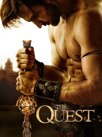 Quest The Movie poster 24inx36in Poster 24x36 - Fame Collectibles