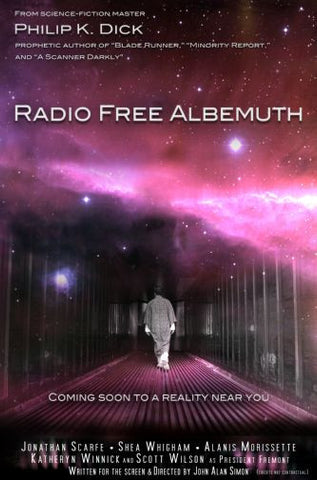 Radio Free Albemuth Movie poster 24inx36in Poster 24x36 - Fame Collectibles