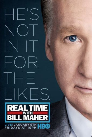 Real Time Bill Maher Mug Photo Coffee Mug 11oz - Fame Collectibles  - 1