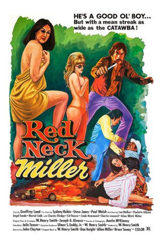 Redneck Miller Movie Poster 24inx36in Poster 24x36 - Fame Collectibles