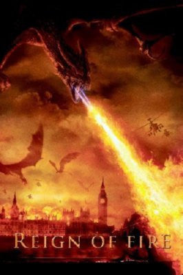 Reign Of Fire Poster 24inx36in - Fame Collectibles