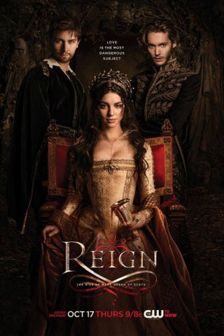 Reign Movie Poster 24inx36in Poster 24x36 - Fame Collectibles