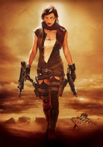 Resident Evil Extinction Movie Poster 24inx36in (61cm x 91cm) - Fame Collectibles