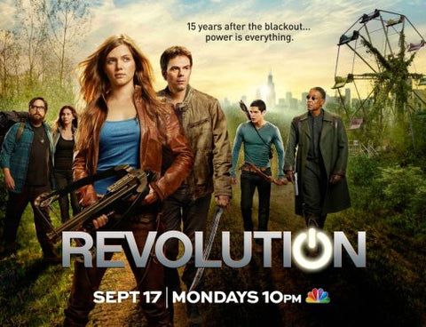 Revolution Poster 24inx36in Poster 24x36 - Fame Collectibles
