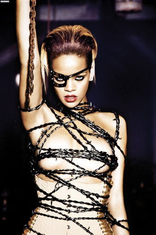 Rihanna Poster 24inx36in - Fame Collectibles