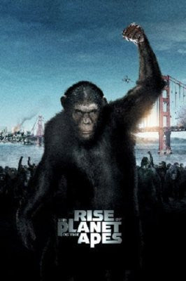 Rise Of The Apes Poster 24inx36in - Fame Collectibles
